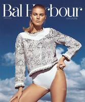 BAL HARBOUR MIAMI FLORAL MAGAZINE SPRING 2014 -  Maryna Linchuk COVER