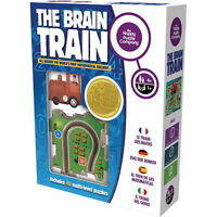 The Brain Train The Worlds First Mathematical Railway Game Happy Puzzle Company