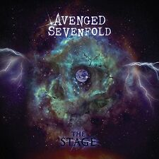 Avenged Sevenfold - The Stage CD Unsealed 602557097733 B2