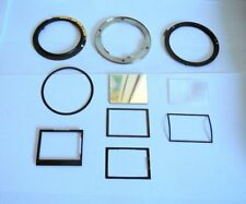 Yashica FR Film Camera USED PARTS, Focus Screen, Lens Rings, Lens Mirror
