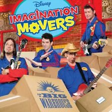 Imagination Movers The Big Warehouse (Disney) CD New in a big warehouse