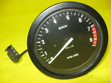 BMW R100 R80 GS R Drehzahlmesser 100mm Motometer  tachometer