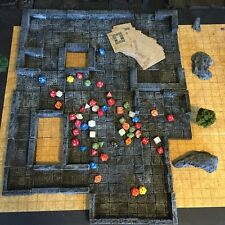 MASSIVE SET OF TILES - Dungeons and Dragons, DnD, Pathfinder RPG, roleplaying