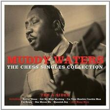 Muddy Waters The Chess Singles Collection 180G 2 LP Gatefold Vinyl The A Sides