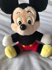 Vintage Micky mouse teddy