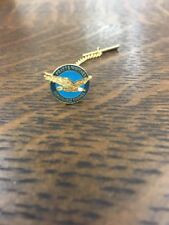 Vintage Pratt Whitney Dependable Engines Employee Service Pin