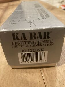 Ka-Bar Kabar 01-1221NK Next Generation Fighting Knife w/box