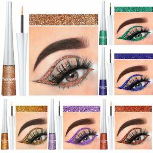 Gorgeous Eyeshadow Glitter Eyeliner Liquid Pencil Eye Makeup Pigment