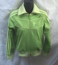 ADIDAS TRACKSUIT JACKET TRACK INDIE VINTAGE RETRO OASIS RUN DMC - SIZE SMALL