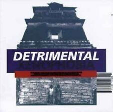 Detrimental ‎– Xenophobia (CD) Album  Dub, Pop Rap, Trip Hop, Big Beat 1995 K15