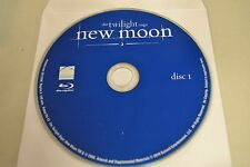 The Twilight Saga: New Moon (Blu-ray Disc, 2010)Disc Only Free Shipping 5-101