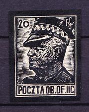 (PL) Polish Officers POW Camp Woldenberg Fi 31 expertised by Szymczak