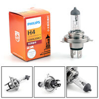 Genuine Philips Bombillas Rally Vision Halogen Faro 12V 100/90W H4/9003/HB2,