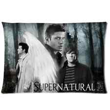 Awesome Pillowcase Supernatural Custom Soft Zippered Pillow Case Cover 20x30 IN