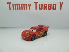 LIGHTNING MCQUEEN DISNEY CARS RUSTEZE en rojo MATTEL PISTON Taza y 75 mm de largo