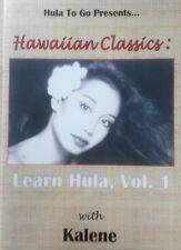 Hawaiian Classics Learn Hula (instruction DVD) with Kalene (Region 0)