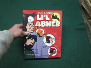 Al Capp's Lil Abner Volume 3 1939-1940 Hardcover IDW  Dailies And Sundays Estate