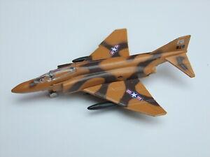 Mini Dyna-Flites Diecast A118 USA McDonnell Douglas Phantom F-4C