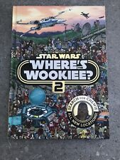 Star Wars Wheres The Wookiee 2 Disney Book