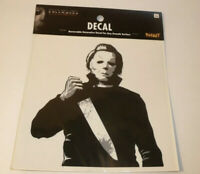 Halloween Michael Myers with Knife Mask Decal H20 Movie For Car Computer Laptop