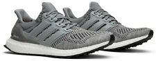 Adidas Men's Ultraboost 1.0 Running Shoes- Wool Grey- [S77510] - Size 7-14 RARE