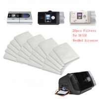 20Pcs/bag Disposable Universal Replacement Filters For S9/S10 ResMed AirSense ZP