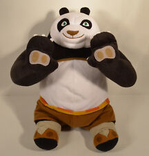 "2010 Po 16"" Fisher-Price Mattel Plush Stuffed Action Figure Kung Fu Panda"