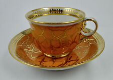 Chamberlain Worcester Tea Cup & Saucer