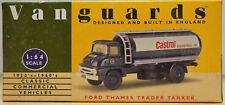 Vanguards by Lledo 1:64 VA9001 Ford Thames Trader Tanker Castrol - NMIB