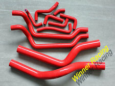 Fit Mitsubishi Eclipse 1G GSX/T 4G63T 1989-1994 Silicone Radiator&Heater Hose