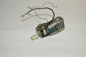 HO scale PARTS Tyco Mantua steam locomotive motor w/ worm bulb