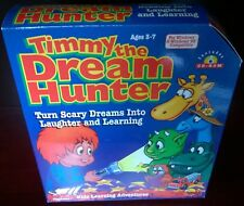 Timmy the Dream Hunter Turn Scary Dreams into Laughter, OmniMedia (PC,1996) NISB