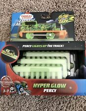 * NEW * Thomas & Friends Hyper Glow Percy TrackMaster Train Set (Kayleigh & Co.)
