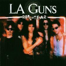 L.A. GUNS - Rip And Tear CD