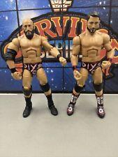 WWE Elite Hall of Champions DIY Johnny Gargano Tommaso Ciampa