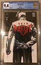 Dead Rabbit #1 - Variant Cover - CGC 9.4 - Image Comics 10/18