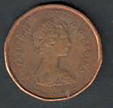 Canada 1 Cent Coin - 1983