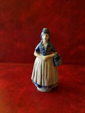 Peasant in Earthenware of Delft