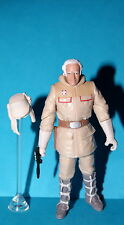 STAR WARS 30TH GENERAL MCQUARRIE HOTH LOOSE COMPLETE
