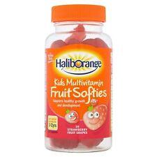 Haliborange Multivit Fruit Softies Strawberry