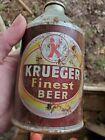 Vintage Krueger Beer Cone Top Can