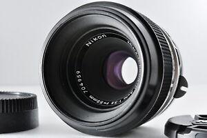 Nikon Micro-NIKKOR-P・C Auto 55mm F3.5 Non-Ai Lens [ NearMint ] E091004