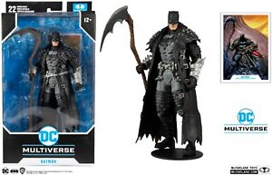 "McFarlane Toys DC Multiverse Death Metal Batman 7"" Inch Action Figure NEW! BOXED"
