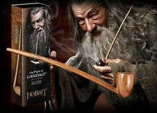 "THE HOBBIT LOTR PIPE OF GANDALF OFFICIAL FUNCTIONAL PROP REPLICA 9"" BRAND NEW"