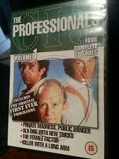 The Professionals: Volume 1 DVD (2004) Martin Shaw, Austin (DIR) cert 15