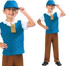 Costumi e travestimenti vestito blu Amscan per carnevale e teatro per bambini e ragazzi