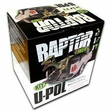 Raptor Spray-On Liner Kit - Black - 4 Litre