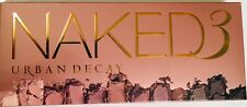 URBAN DECAY Naked3 AUTHENTIC Eyeshadow Palette Naked 3 BRAND NEW