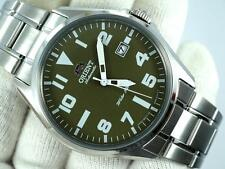 Very Nice New Orient Stainless Steel Automatic Date 42mm watch FER2D006F0