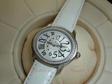 Audemars Piguet Millenary Ladies Silver Dial Diamond Bezel 77301ST.ZZ.D015CR.01